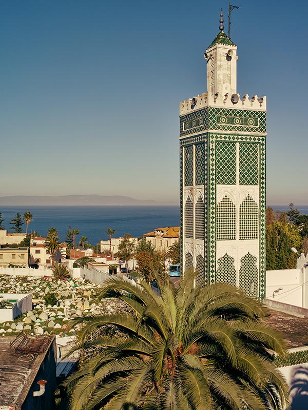 Myopla in Tanger, Morocco on November 2019.